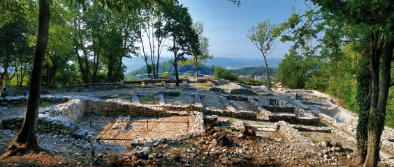 Scavi archeologici Tremona
